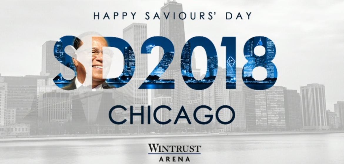 Full Replay: Watch + Share the Saviours' Day 2018 Keynote Given by the Honorable Minister Louis Farrakhan