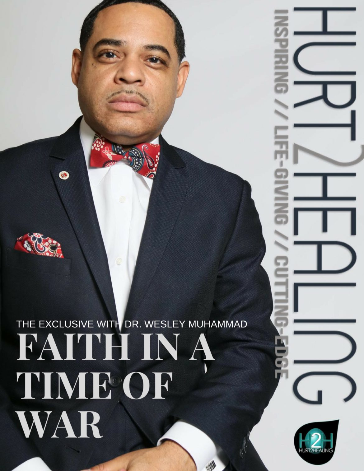 Faith In A Time Of War – The Exclusive w/ Dr. Wesley Muhammad
