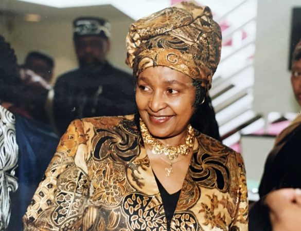 Statement from Minister Louis Farrakhan on the Passing of Winnie Madikizela-Mandela