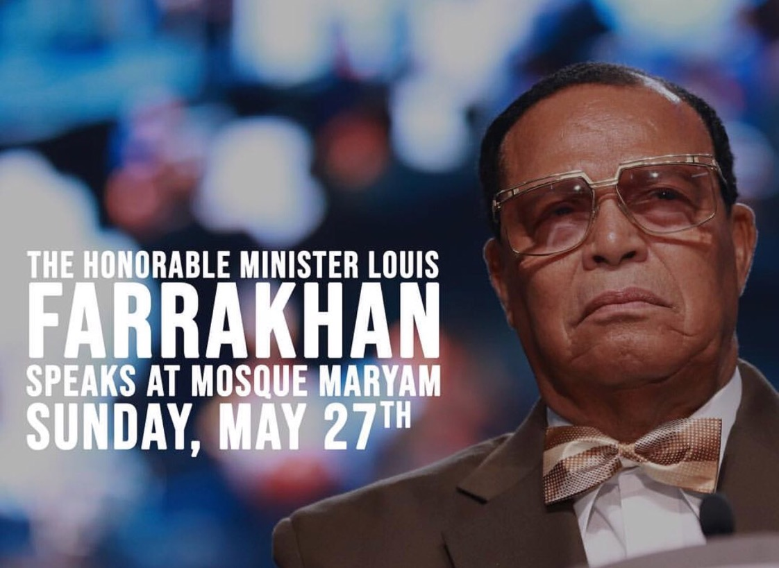ICYMI:: Watch + Share The Honorable Minister Louis Farrakhan's keynote address delivered May 27