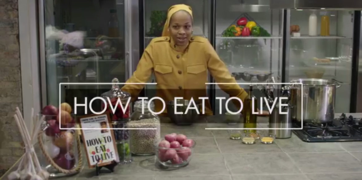 VIDEO – How To Eat To Live: Cooking is an art and a science.
