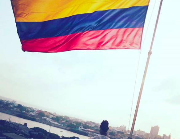 Living Abroad: The Colombian Experience w/ Shahida Muhammad