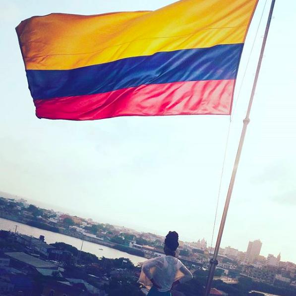 Living Abroad: The Colombian Experience w/ Shahida Muhammad