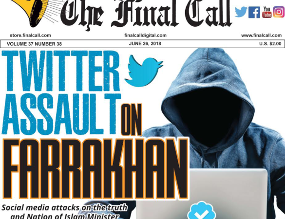The De-verification and Twitter Assault On Farrakhan