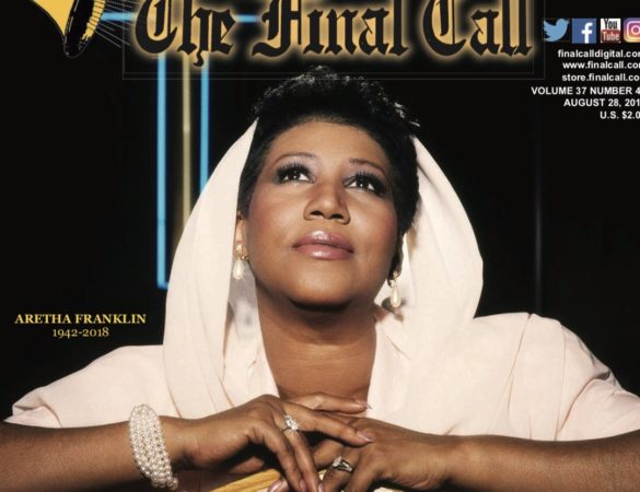 Aretha Franklin: A Divine Gift for us and through us to all humanity
