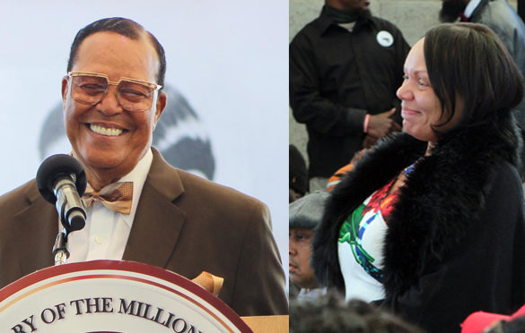 CHILDREN OF THE MOST HIGH: Minister Farrakhan Elevates Women During Historic Address