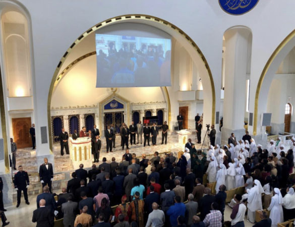 REPLAY: Minister Farrakhan Challenges Critics after Returning from Iran