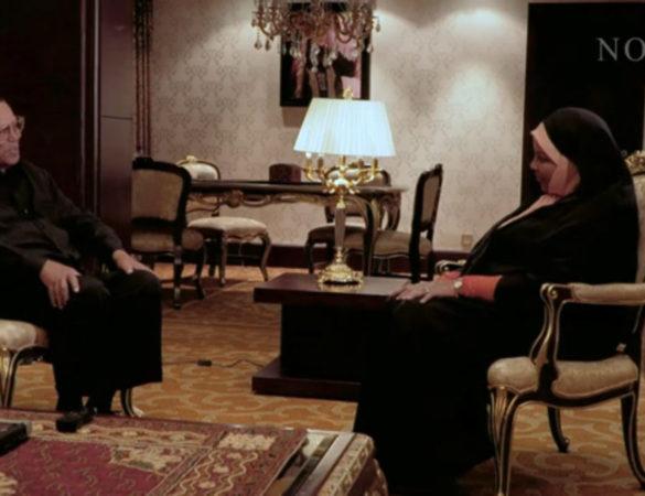 Minister Louis Farrakhan Interview w/ Marzieh Hashemi of PressTV