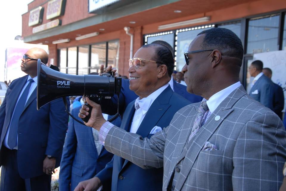 Full Replay: Minister Farrakhan Speaks on #NipseyHussle at The Marathon Clothing Store in Los Angeles